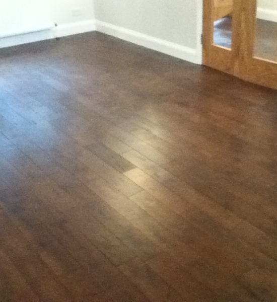 New Solid Oak Flooring