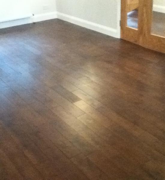 New Solid Oak Flooring