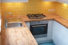 Kitchen refurbishment, N22 Bounds Green